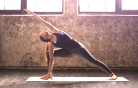 Yoga's positive effect on your mental health