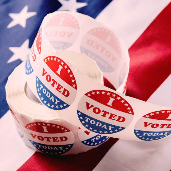 Voting day is November 3 – are you registered?
