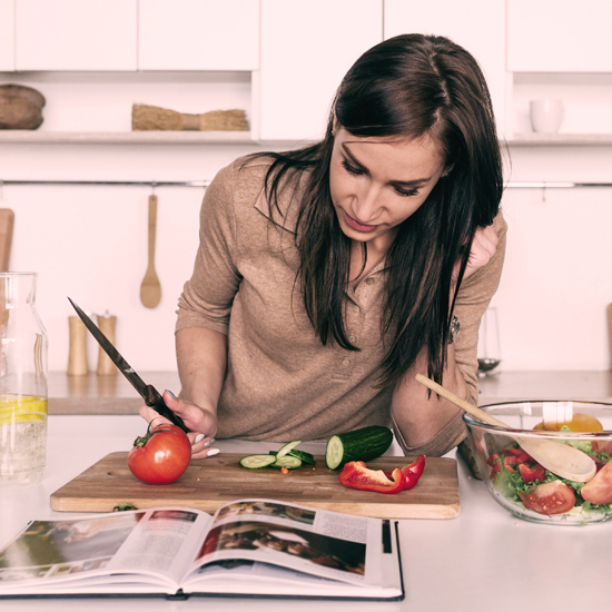 Our favorite healthy cookbooks